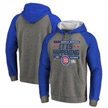 Chicago Cubs - It Is Happening MLB Hoodie