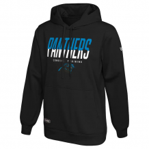 Carolina Panthers - Authentic Big Stage NFL Hoodie