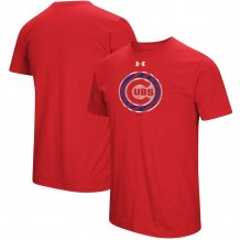 Chicago Cubs - Under Armour Passion Alternate Logo MLB T-shirt