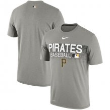 Pittsburgh Pirates - Issued Performance MBL T-shirt
