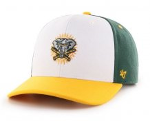 Oakland Athletics - Cold Zone Cooperstown MLB Hat