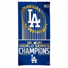 Los Angeles Dodgers - 2020 World Champions Spectra MLB Badetuch